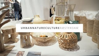 Urban Nature Culture Presents Sustainable Designs at Maison & Objet Paris