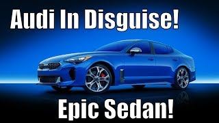 Review: 2018 Kia Stinger GT AWD! Kia Hits Home Run!