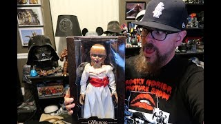 Annabelle: Creation Movie Review And Spirit Halloween & Busch Gardens Howl-O-Scream Updates