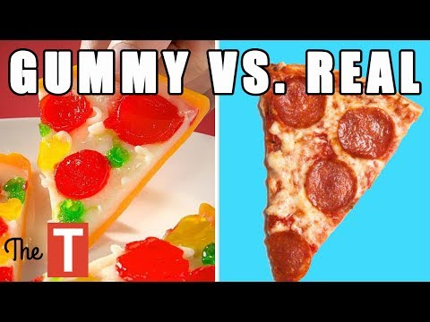 Thumbnail: 10 Gummy Foods That Taste BETTER Than Real Food
