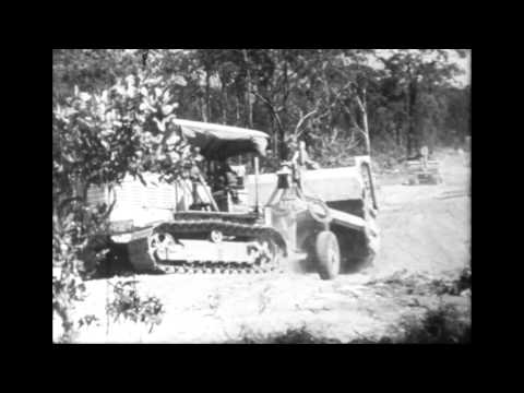 Road Construction in Mountainous Country (1940)