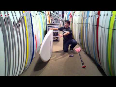 Surftech Universal SUP Standup Paddleboard Review