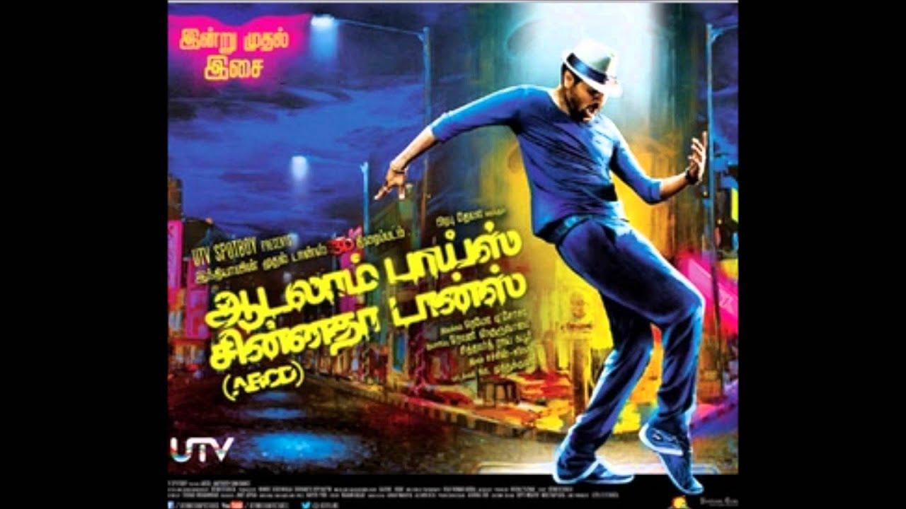 Download Thaga Thaga Thaga Tha-ABCD-Aadalam Boys Chinnatha Dance