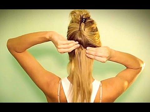 Волосы на заколках (мастер класс). Накладные волосы.
