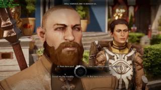 Dragon Age Inquisition (DAI) - NVIDIA GTX 1080 Founders - 4K Ultra Gameplay Performance Test