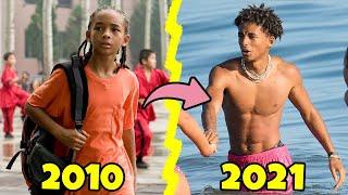Karate Kid Antes e Depois 2021