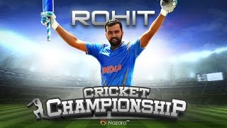 Rohit Cricket Championship Android Gameplay