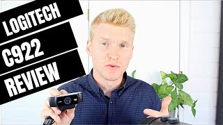 Logitech C922 Webcam Review - Best Webcam For Streaming?