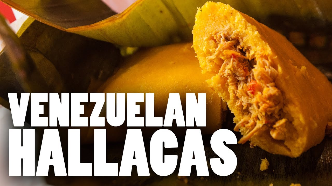 Hallacas are the Venezuelan Christmas tamale you didn't know you wanted - YouTube
