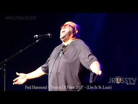 James Ross @ Fred Hammond -