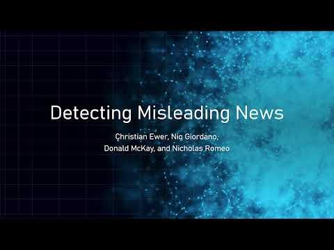 Fake News Detection Data Mining Presentation