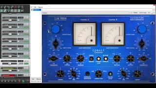 Acustica Audio COBALT | Mixando bateria [ Teste ]
