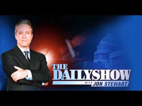 The Daily Show - Theme ( Dog On Fire ) Anthology