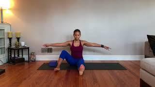 Hips Internal Rotation Exercise