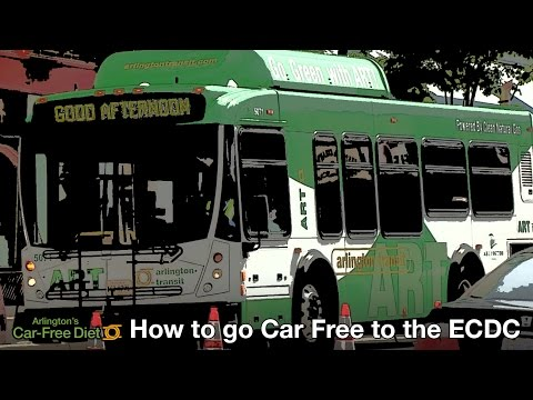 How to go Car Free to the Ethiopian Community Development Council