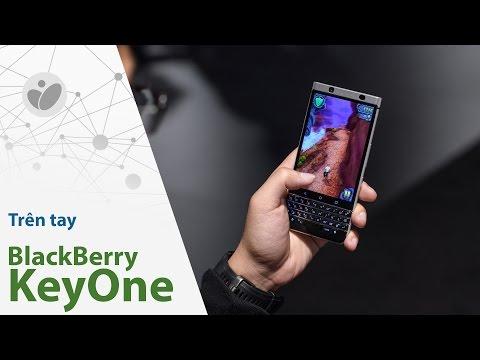 Tinhte.vn | Trên tay BlackBerry KeyOne