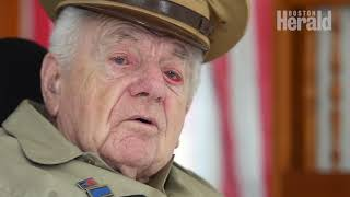 Private Egan recalls D-Day 75 years after the invasion