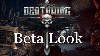 Space Hulk Deathwing Beta Review/[German]/BY THE GOLDEN THRONE