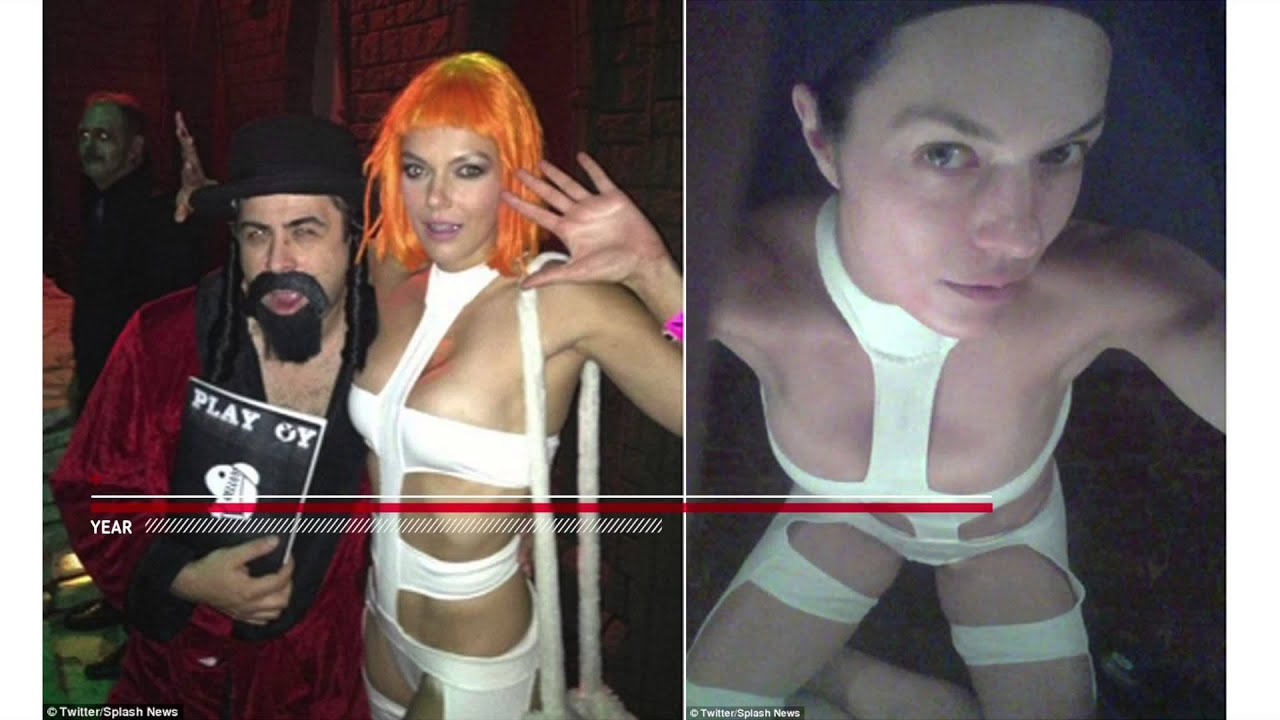 best and sexiest celebrity halloween costumes 2012 - youtube