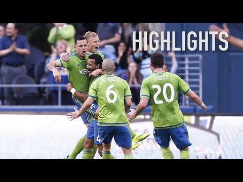 Highlights: Seattle Sounders FC vs Colorado Rapids