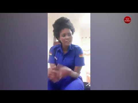 """""""Female cop in viral resignation video to be probed,"""" IG Hillary Mutyambai orders"""