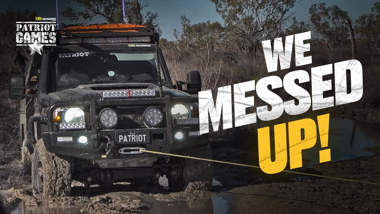 Download Bogged In The Flooded Simpson Desert • Patriot Games Season 3 • Episode 7