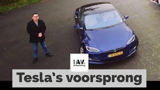 i-Pace, e-Tron: Tesla kan het schudden? Nou, nee. En wel hierom