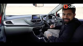 TataAltroz #Altroz #gujrar  Tata Altroz 2019 First Drive Review in Hindi | Price in India, Feature