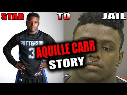 WHAT HAPPENED TO AQUILLE CARR?! THE MOST EXCITING PLAYER IN HIGH SCHOOL TO...? Aquille Carr's Story