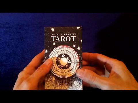 Расклад на Таро Теней  Магическая атака