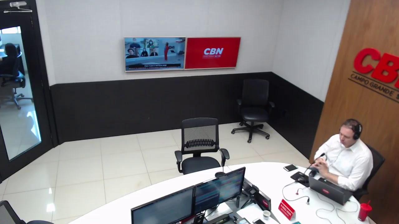 CBN Campo Grande (19/10/2020) - com Ginez Cesar