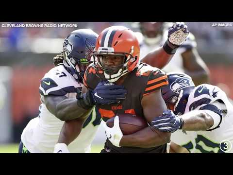 Watch: Nick Chubb puts Cleveland Browns back in front of Seattle Seahawks with second TD run