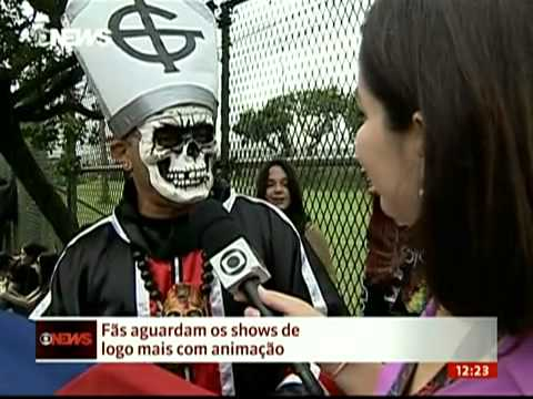 Dia do Metal no Rock in Rio 2013
