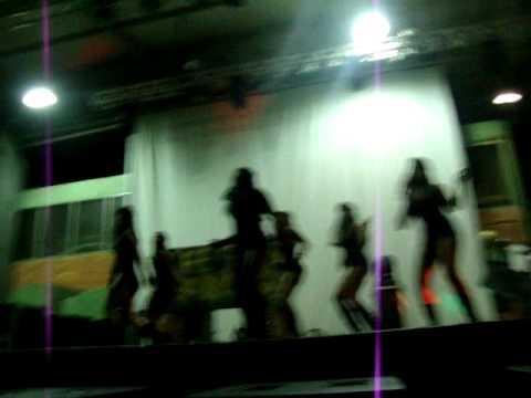 Trabalho de dança Uni-bh -  Tropa de Elite e Sway