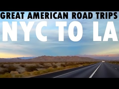 Moving Coasts: NYC to LA Road Trip [Travel Shorts]