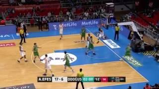 Anadolu Efes - Darüşşafaka Doğuş Yarı Final 2. Maç Smaçlar