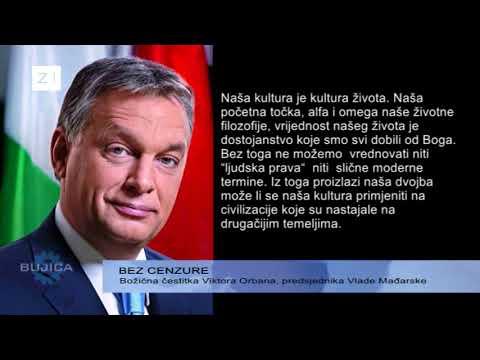 BUJICA 29.12.2017. DR. STJEPAN ŠTERC: Hrvatska nestaje! (Plus: Viktor Orban)