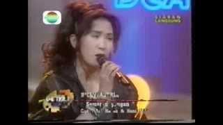 vuclip Nicky Astria   Samar Bayangan (live)