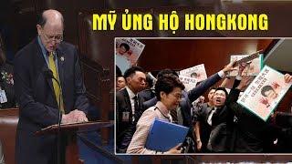 PHỤ ĐỀ: MỸ thông qua nghị quyết H.Res 543 công nhận Hongkong, xúc động khi nghe 3 vị dân biểu nói