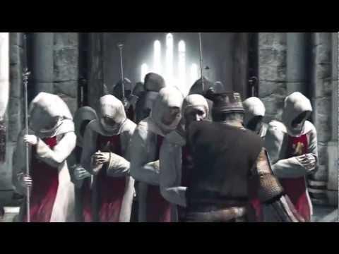Assassin's creed I-IV - Woodkid Iron music HQ HD(1080p)