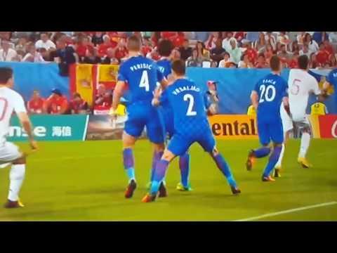 Hrvatska vs Španjolska euro2016