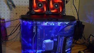 AMD FX-9590 & RX 460 - 8 Core Mineral PC!