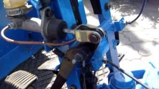 Мини трактор из мотоблока НЕВА - Гродненская версия ч.1