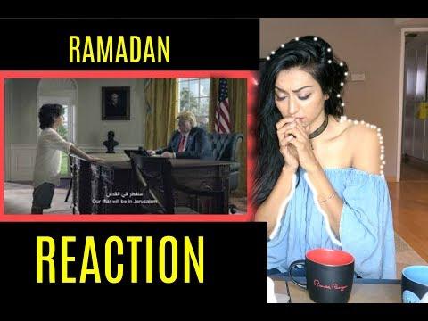BRITISH REACTS TO Zain Ramadan 2018 Commercial - سيدي الرئيس