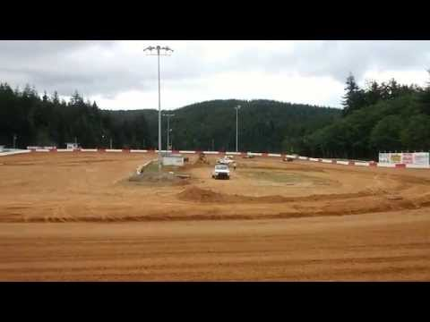 5-17-14 late model trophy dash coos bay speedway
