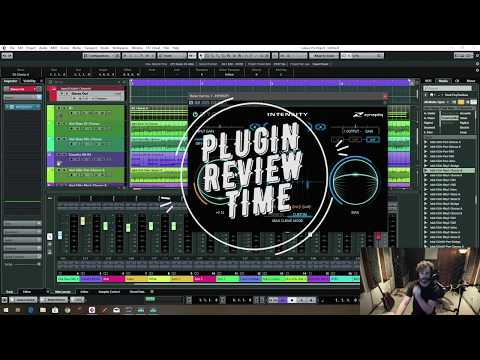Plugin review of INTENSITY by Zynaptiq