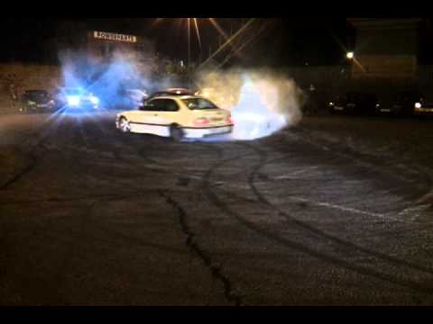 Bmw Double  drift halloween 2012