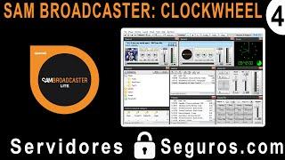 SAM BROADCASTER: REGLAS DE ROTACION (CLOCKWHEEL)