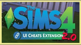 The Sims 4: Mod Overview// UI Cheat Extension 2.0