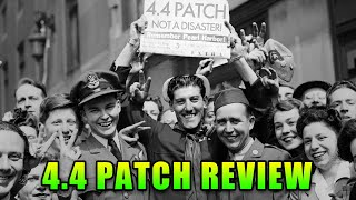 4.4 Patch Review - It's Not A Disaster!   Battlefield V